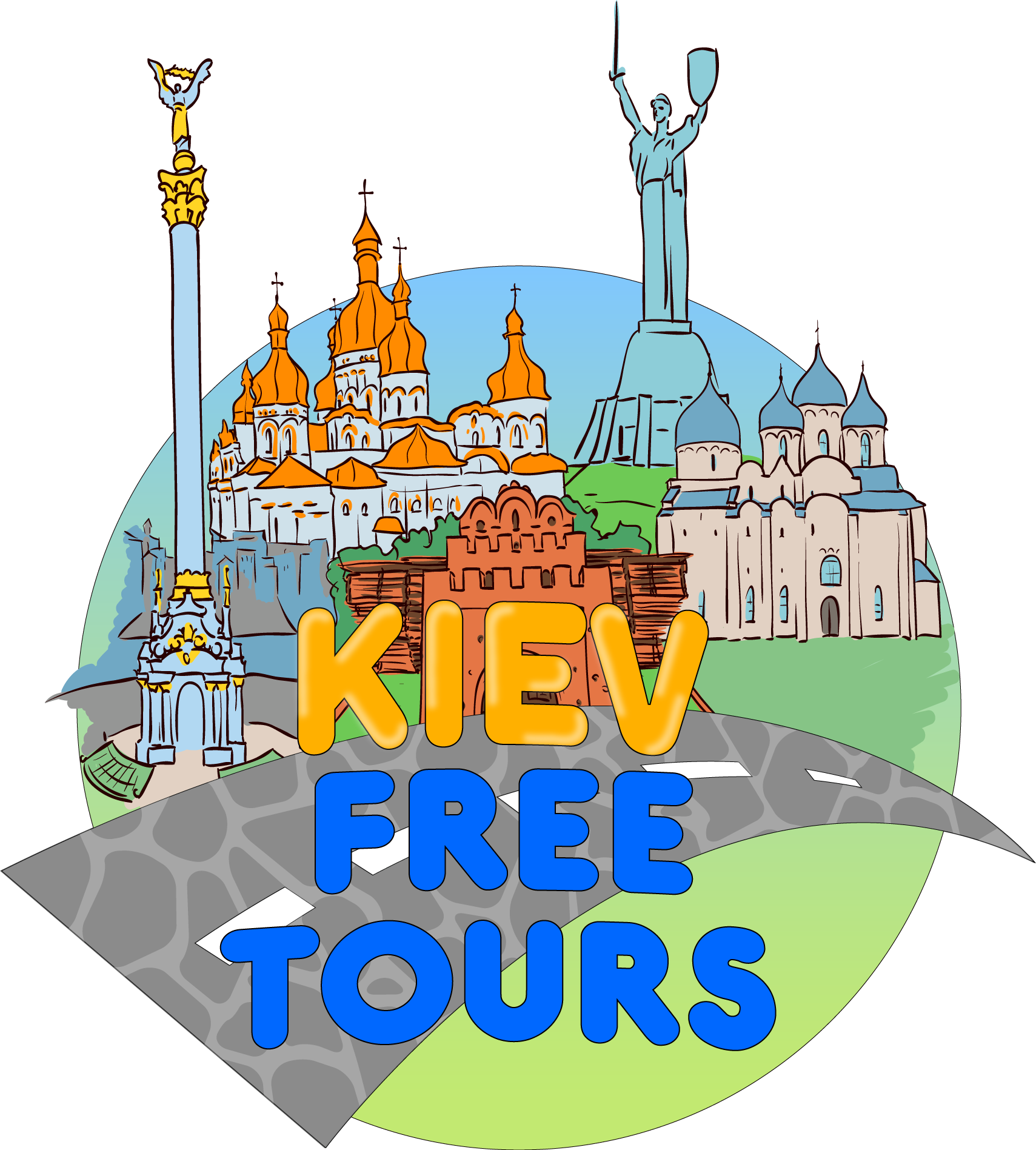 Kiev Walking Tours